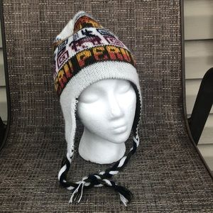 Other - Knit reversible boys knit hat from Peru